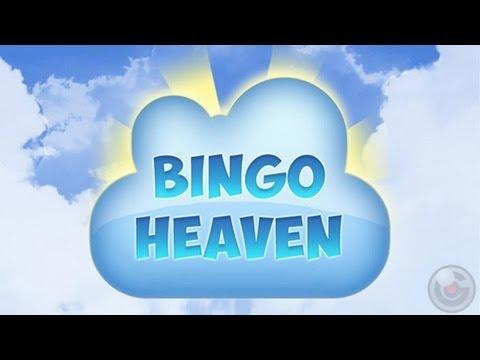 Bingo Heaven - FREE BINGO GAME -  iPhone & iPad Gameplay Video
