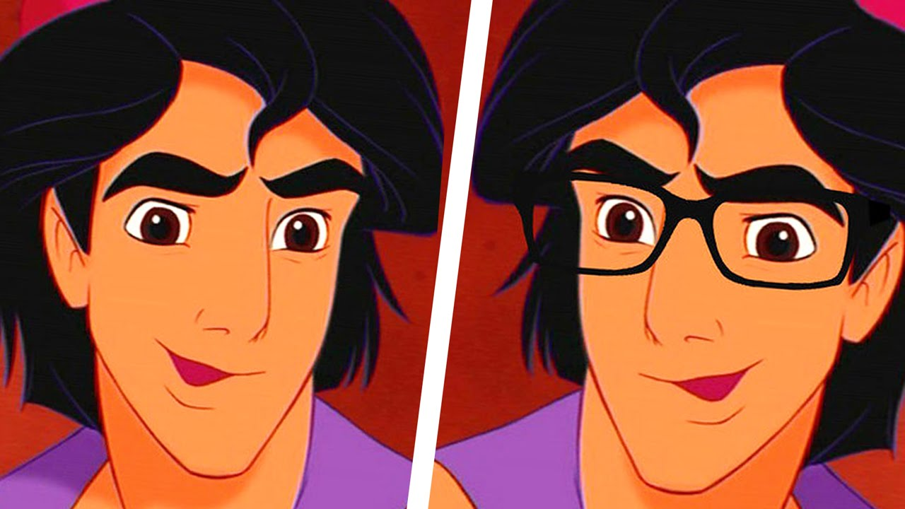 Proof Disney Guys Are Hotter With Glasses thumbnail
