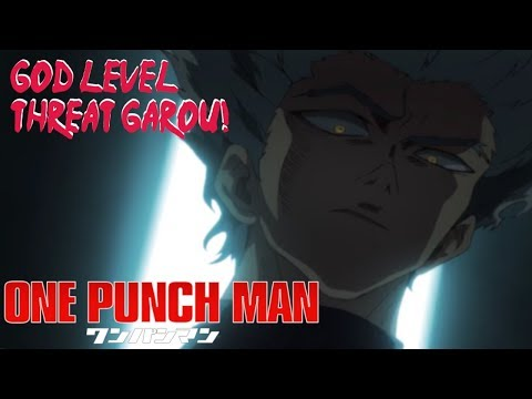 Saitama vs Sonic Rematch! One punch Man Season 2 Episode 2 Review - Garou the God Level Threat?