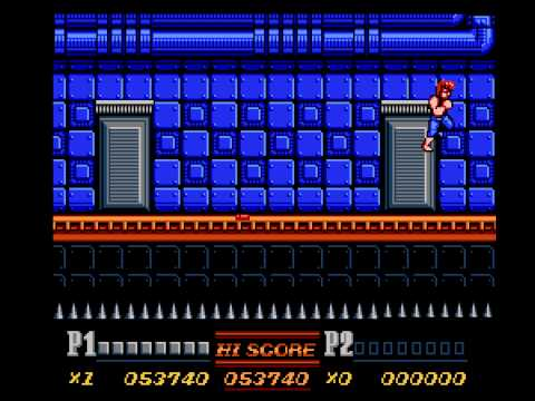 [TAS] NES Double Dragon 2: The Revenge