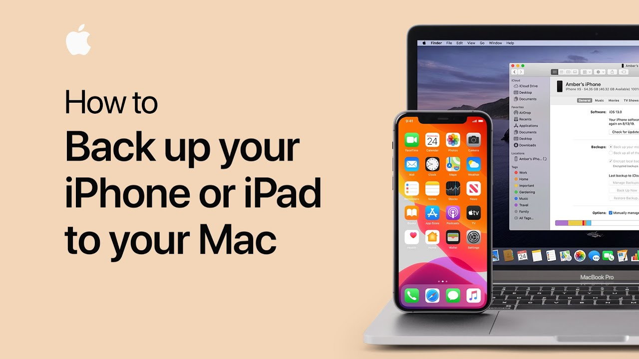 You can now make a macOS Catalina backup …