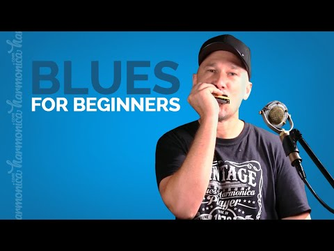 Blues Harmonica For Beginners (Even if You Can't Bend)