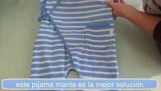 Pijama Manta para Bebé y Niño