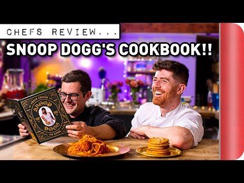 Šéfkuchaři zkouší Snoop Doggovu kuchařku