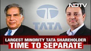 Its Time To Separate From Tata Group, Says Mistry Family