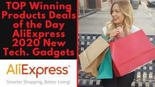 TOP Winning Products Deals of the Day AliExpress 2020 - New Tech Gadgets