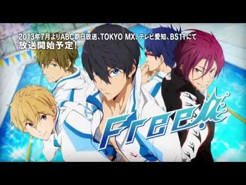 Congrats Devoted Fans, The Swimming Anime Is Now Real