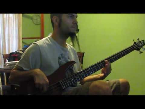 Kyuss - Mudfly - Bass cover