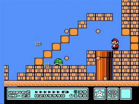Super Mario Bros 3 Walkthrough - (Part 1) by