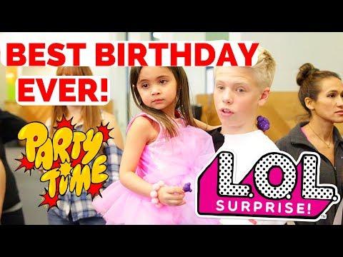 how ava foley s 5th birthday bash was amazing you won t beli