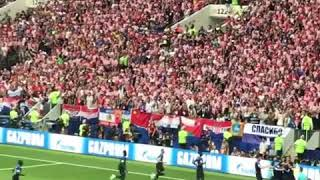 Mario Mandžukić OWN GOAL ⚽ FRANCE 1-0 CROATIA 🇫🇷 🇭🇷 WC2018 FINAL