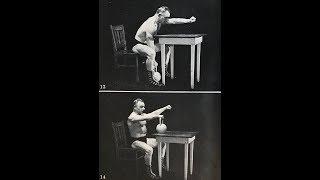 """Гиревая заначка Кляйна"". Попытка на 18 кг. 18 kg kettlebell Klein muscle out attempt."
