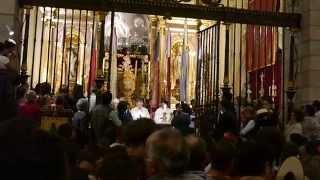 preview picture of video 'Romería 2014 presentación cofradía Matriz Virgen de la Cabeza  Hermana Mayor Araceli González'