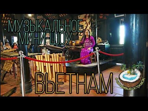🇻🇳🥁📯Игра на народных инструментах - Вьетнам