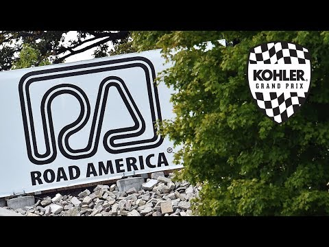 Sunday at the 2018 KOHLER Grand Prix at Road America