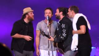 The Trews -Ishmael & Maggie -  New Glasgow Riverfront Jubilee 2015