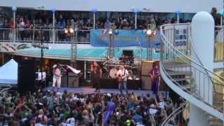 2013 311 Caribbean Cruise Reconsider Everything - Deck Show #1 - 3/1/2013 - LIVE