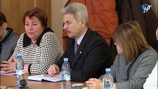 В областном Министерстве сельского хозяйства состоялось собрание некоммерческого партнерства «Вече»