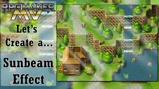 Galv's RPG Maker MV Invader Mini Game - Early Dev Video #3 - hmong video