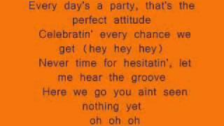 Bratz Genie Magic - Livin' It Up Lyrics