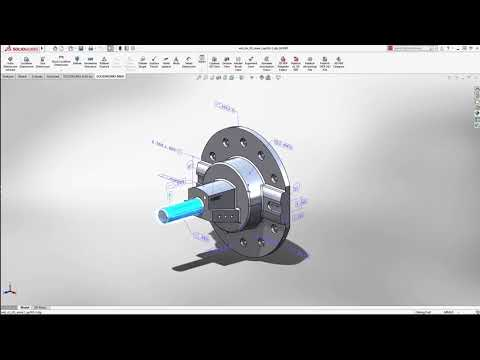 SOLIDWORKS MBD 2018 – Fertigungsinformationen direkt am Modell