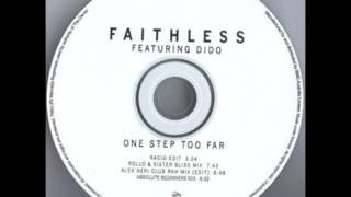 Faithless feat. Dido - One Step Too Far (Absolute Beginners Mix)