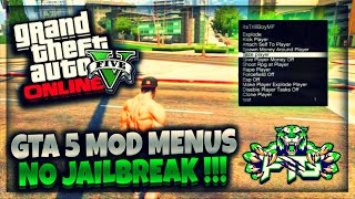 GTA 5: FREE USB Mod Menu/Lobby + Download 2015 (No JAILBREAK/RGH/JTAG) | Xbox 360/PS3/Xbox1/PS4