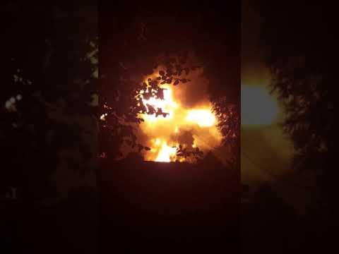 Explosion Ingolstadt Raffinerie Vohburg
