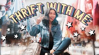 THRIFT WITH ME + HAUL ✨(another one, are we surprised?)  | JENerationDIY