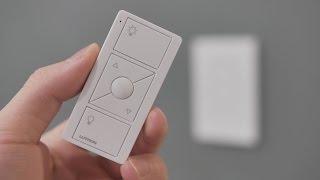 Lutron Caseta smart home lighting starter kit blogger review