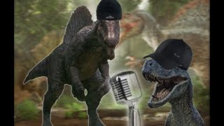 JURASSIC PARK 3 THE MUSICAL  (non animated version of lhugueny's song)