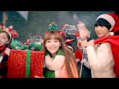 Crayon Pop, Bob Girls, K-Much, Zan Zan - Love Christmas