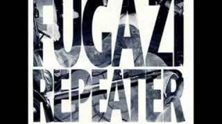 Fugazi - Merchandise