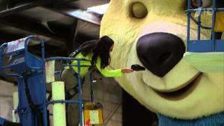 Как готовили церемонию открытия олимпиады в Сочи
