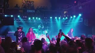 Dokken - Just Got Lucky (Live 2018)