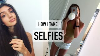 HOW TO TAKE THE PERFECT INSTAGRAM SELFIE