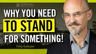 Why You Need To Stand For Something! - Become a Leader In Your Field