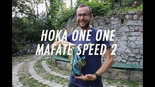 180 SEC: Review HOKA ONE ONE Mafate Speed 2