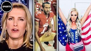 "Tomi Lahren And Laura Ingraham Get SCHOOLED By Kaepernick In ""Patriotism"""