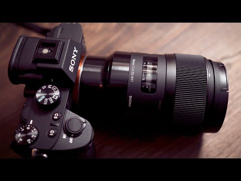 Sigma Crushes It with This Sony Lens – 35mm f1.4 Art for E-Mount Review