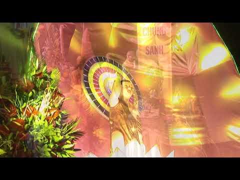 Đại lễ Phật Đản PL.2562 - DL.2018 tại lễ đài Trung tâm Tổ đình Sắc tứ Tịnh Quang: Lễ Phóng Đăng