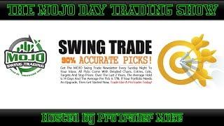 6/4 MOJO Swing Trade Newsletter LIVE Update