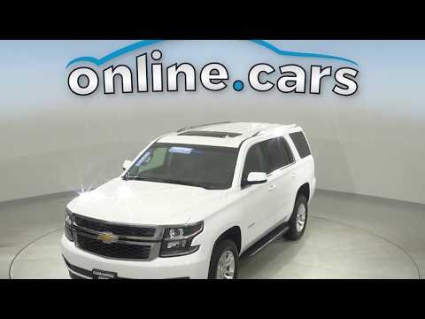 Certified Pre-Owned 2018 Chevrolet Tahoe LT