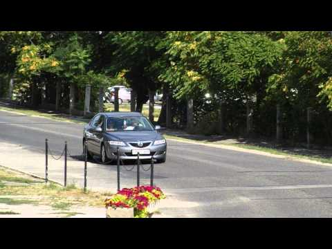 Fujifilm Finepix T350 digital camera - Video test - 720p - in hand, 10x optical zoom