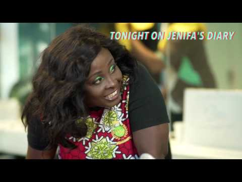 JENIFA'S DIARY SEASON 7 EPISODE 6 CLEANING JOB