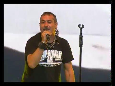 Kapanga video Rock - Luna Park 2015 - 20 Años