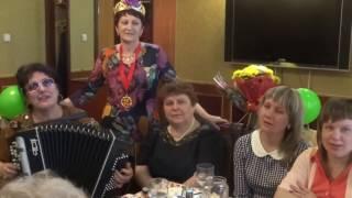 Одинокая ветка сирени Исполняет Людмила Якушева
