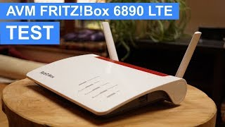Test: AVM Fritzbox 6890 LTE