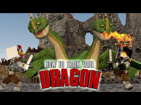 Minecraft walkthrough how to train your dragon ep 1 the isle of 2135 ccuart Images