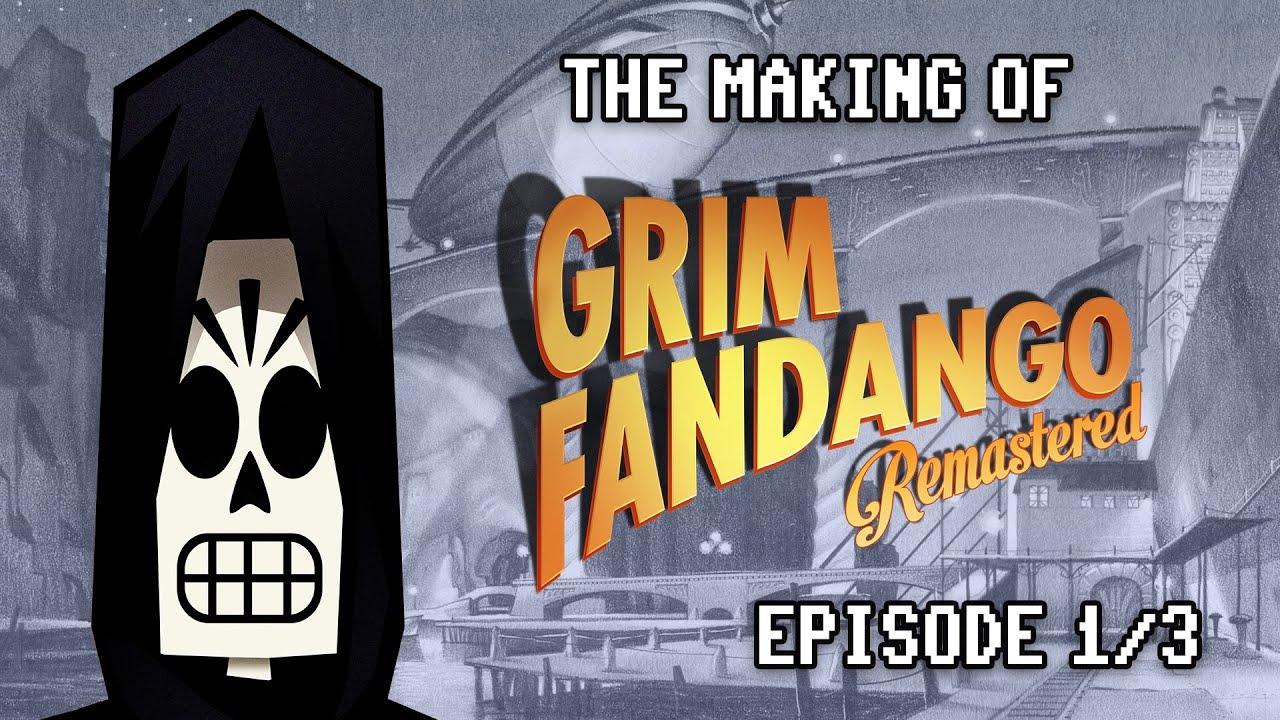 Get a closer look at Grim Fandango